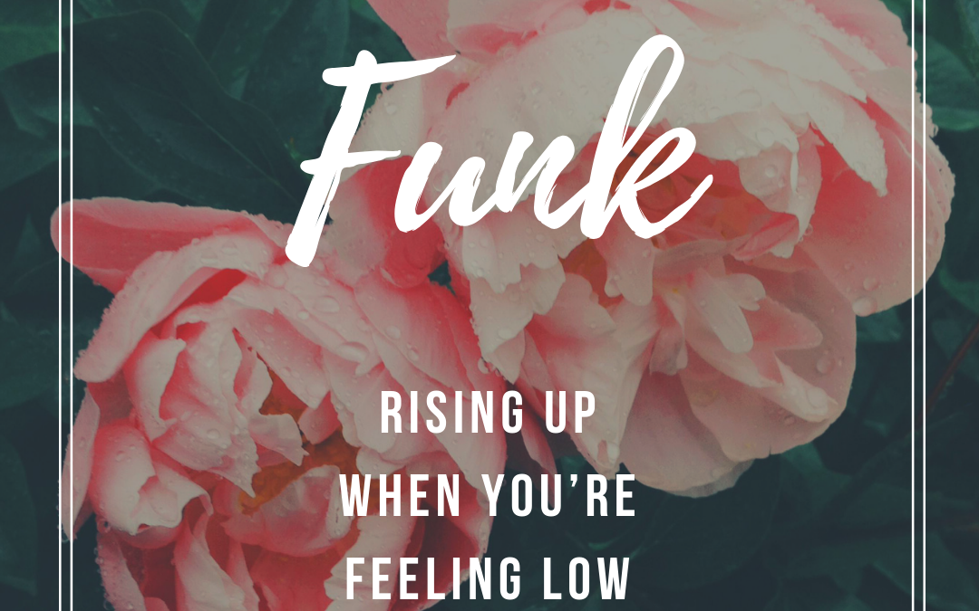 FUNK: Rising Up When You're Feeling Low
