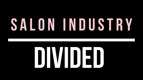 SALON INDUSTRY / DIVIDED: The bridge between generations