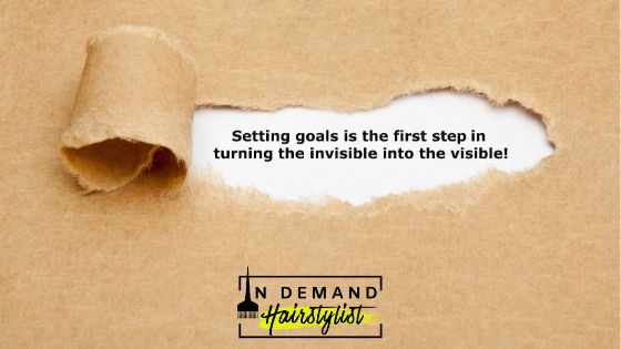 5 STEPS TO BULLET PROOF GOAL SETTING FOR 2020