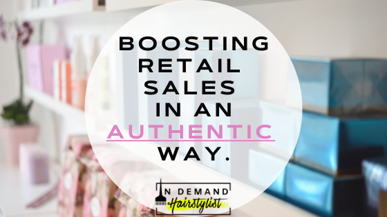 Boosting Retail Sales in an Authentic Way